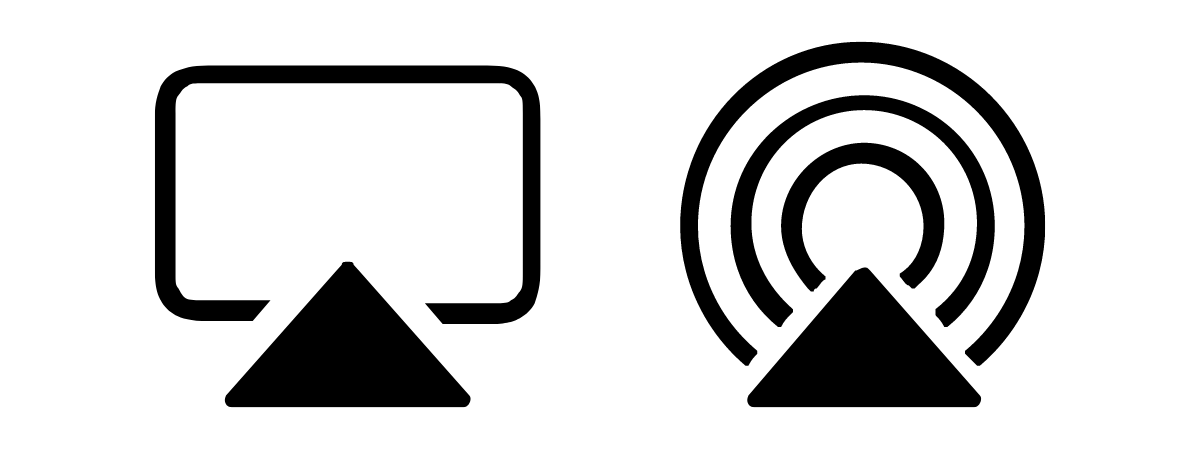Apple AirPlay Logo