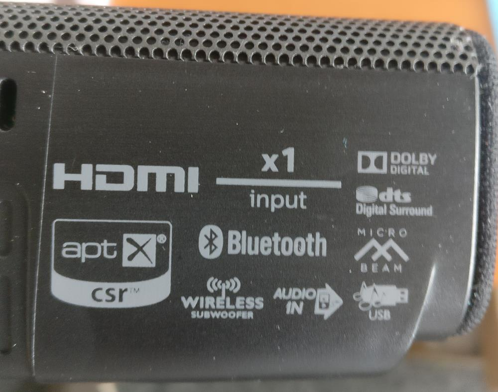 Philips Fidelio Soundbar B1/12